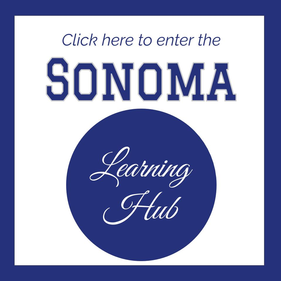 Sonoma Learning Hub Logo